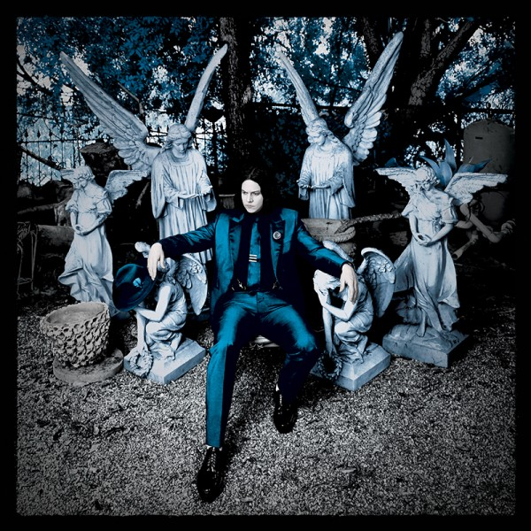 Jack White Announces His Third Album, Lazaretto, Is Due Out 9th June. Stream Taster Track Now